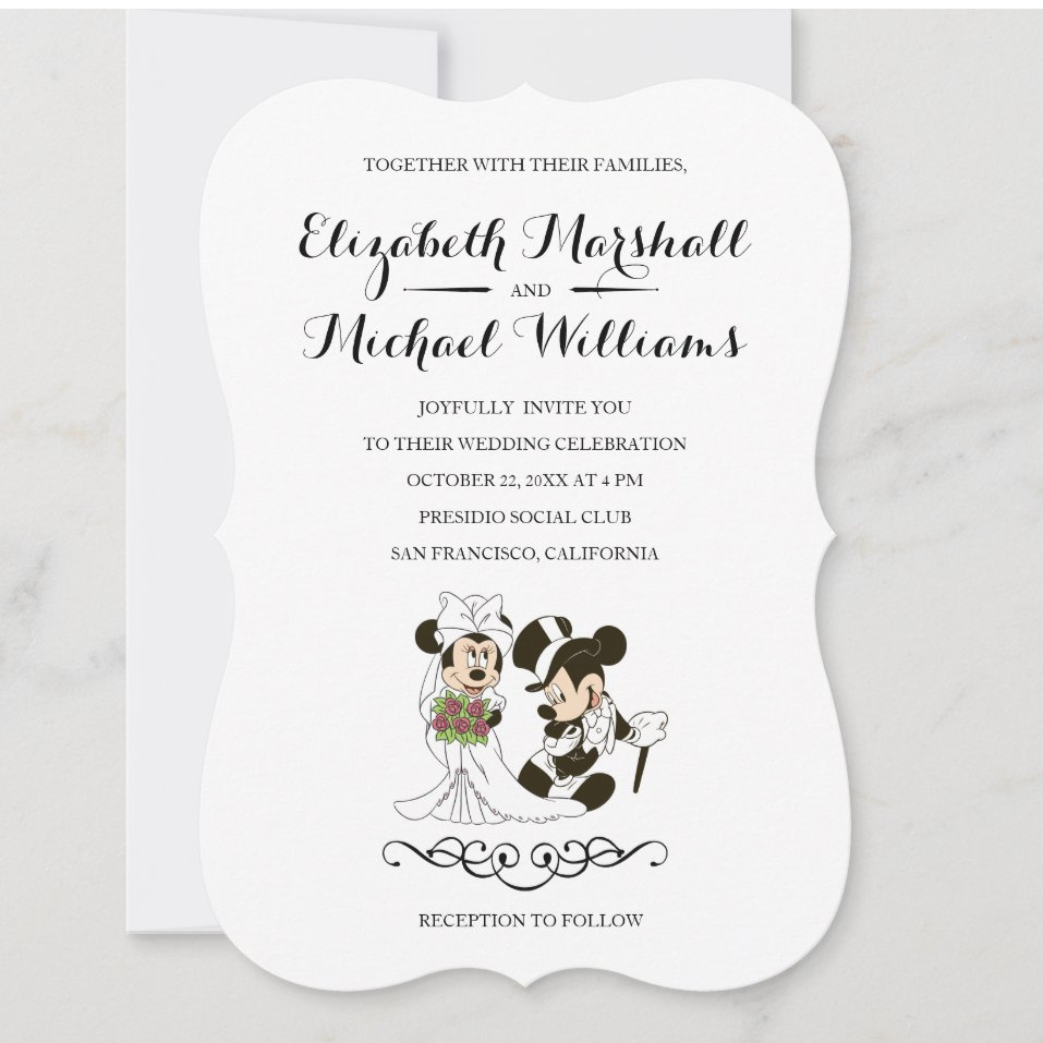 Disney Wedding Favors, Cinderella, Mickey Mouse, Disney ...