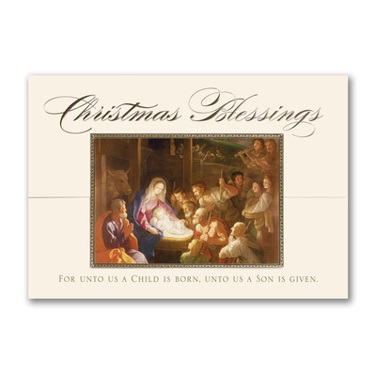 Holy Christmas Cards - Christian Catholic Religious Christmas ...