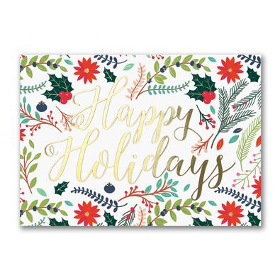 christmas cards theme