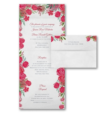 cheap wedding invitations ideas