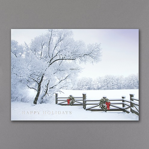 Mountain Christmas Cards Business Christmas Cards Nature