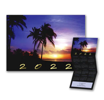tropical holiday card personalized christmas cards florida hawaii - Tropical Christmas Cards